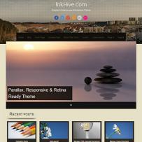 5 modern, ingyenes WordPress sablon 2014-re